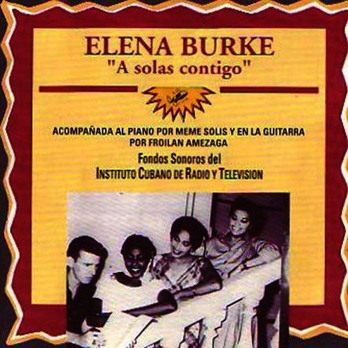 Play & Download A Solas Contigo by Elena Burke | Napster