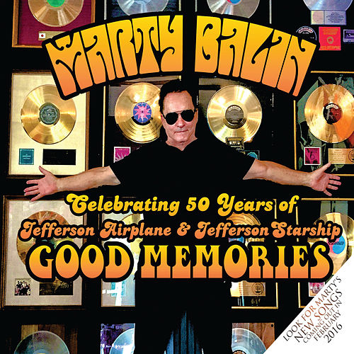 Play & Download Good Memories by Marty Balin | Napster