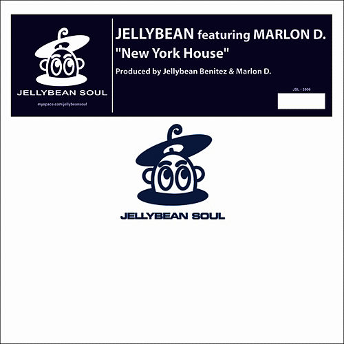 Play & Download New York House by Jellybean | Napster