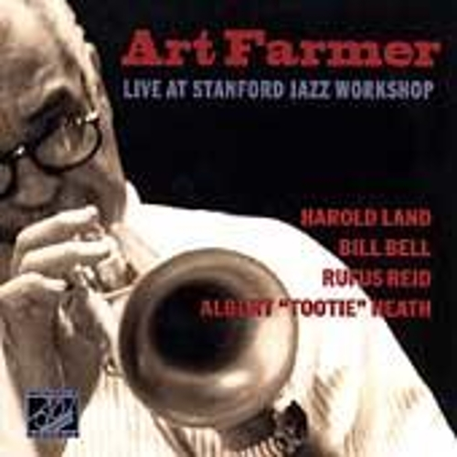 Play & Download Live At Stanford Jazz Workshop by Art Farmer | Napster