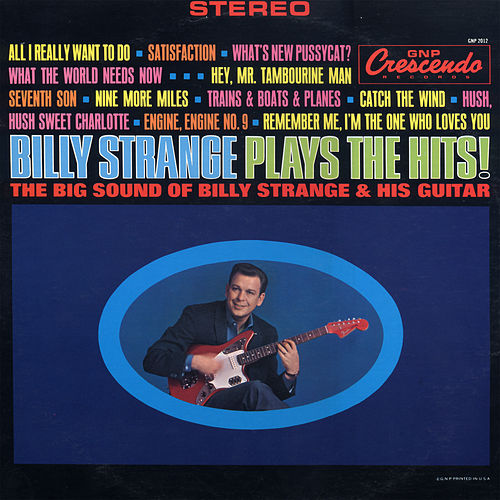 Play & Download Billy Strange Plays the Hits by Billy Strange | Napster