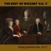 The Best of Mozart Vol. V, String Quartets Nos. 16-17 by Mozarteum Quartett
