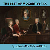 Play & Download The Best of Mozart Vol. IX, Symphonies Nos. 22-24 and No. 29 by Mozart Festival Orchestra | Napster