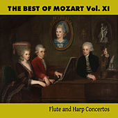 The Best of Mozart Vol. XI, Flute and Harp Concertos by Various Artists