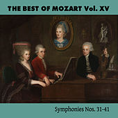 The Best of Mozart Vol. XV, Symphonies Nos. 31-41 by Various Artists