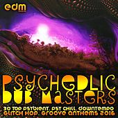 Play & Download Psychedelic Dub Masters (30 Top Psybient, Psy Chill, Downtempo, Glitch Hop, Groove Anthems 2016) by Various Artists | Napster