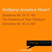 Orange Edition - Mozart: Symphony No. 25, K. 183 & Symphony No. 40, K. 550 by Various Artists