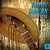 Tommy Duncan Country Style by Tommy Duncan