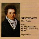 Beethoven: Sonatas Nos. 21, 23, 27 by Sequeira Costa