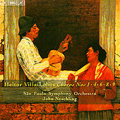 VILLA-LOBOS, H.: Choros, Vol. 2 (Neschling) - Choros Nos. 1, 4, 6, 8, 9 by Various Artists