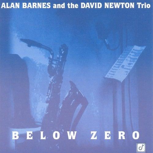 Below Zero by Alan Barnes