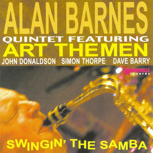 Play & Download Swingin' The Samba by Alan Barnes | Napster