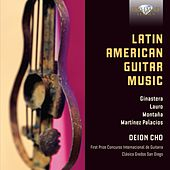 Latin American Guitar Music by Deion Cho