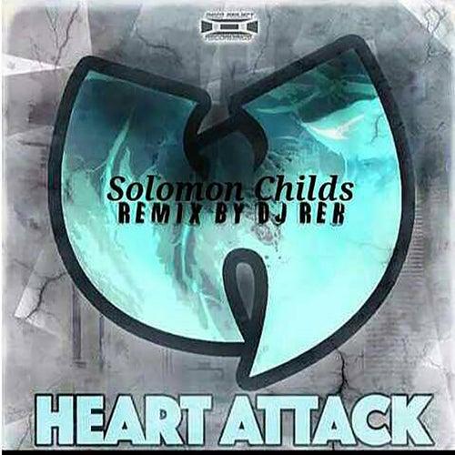 Play & Download Heart Attack (DJ Rek Remix) by Solomon Childs | Napster