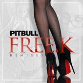 FREE.K Remixes by Pitbull
