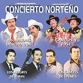 Play & Download Concierto Norteño by Various Artists | Napster