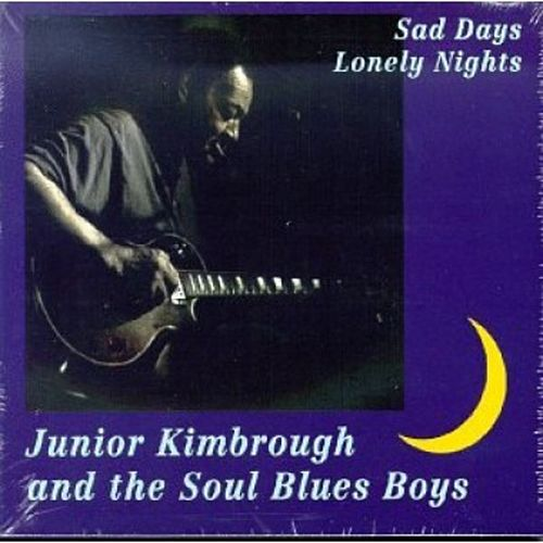 Sad Days, Lonely Nights by Junior Kimbrough