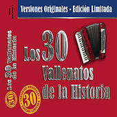 Los 30 Vallenatos De La Historia by Various Artists