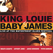 Live At the Waterfront Park Blues Festival by King Louie