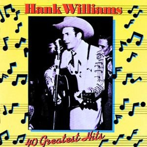 Play & Download 40 Greatest Hits by Hank Williams | Napster