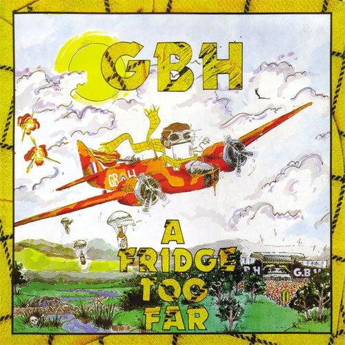 A Fridge Too Far by G.B.H.