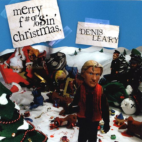 Merry F'n Christmas by Denis Leary