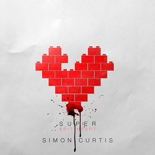 Super 8-Bit Heart by Simon Curtis