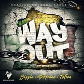 Play & Download Way Out (feat. Sizzla & Teflon) by Popcaan | Napster