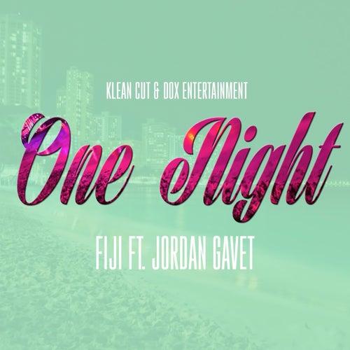 One Night - Single (feat. Jordan Gavet) by Fiji