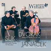 Play & Download Dvořák, Suk and Janáček: Works for String Quartet by Wihan Quartet | Napster