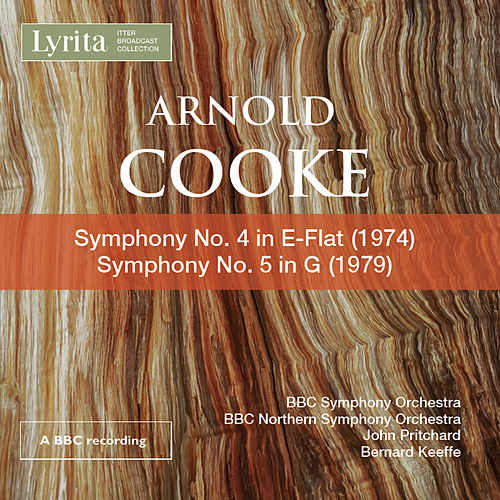 Play & Download Cooke: Symphonies Nos. 4 & 5 by BBC Symphony Orchestra | Napster