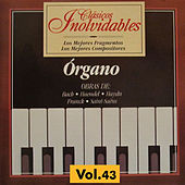 Play & Download Clásicos Inolvidables Vol. 43, Órgano by Various Artists | Napster