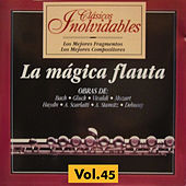 Clásicos Inolvidables Vol. 45, La Mágica Flauta by Various Artists