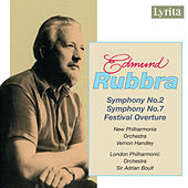 Rubbra: Symphonies No. 2 & No. 7 by Various Artists