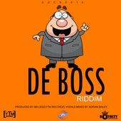 Play & Download De Boss Riddim: Soca 2015 by Various Artists | Napster