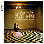 Play & Download Bruch - Paganini: Violin Concertos No. 1 by Alexandra Soumm | Napster