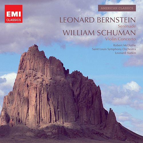 American Classics: William Schuman by Leonard Slatkin