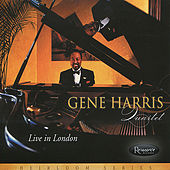 Play & Download Live In London by Gene Harris | Napster