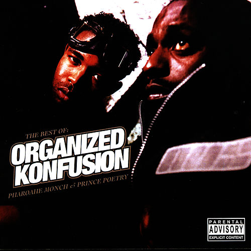 The Best Of Organized Konfusion by Organized Konfusion