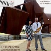 Horizontes (Music for Saxophone and Piano) by David Hernando Vitores