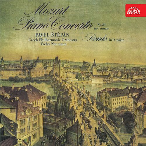 Mozart:  Piano Concerto by Pavel Štěpán