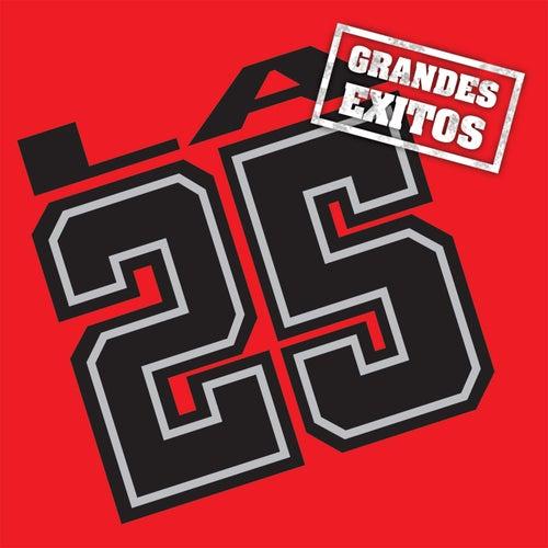 Grandes Exitos de La 25
