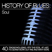 History of Blues: Soul von Various Artists