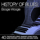 History of Blues: Boogie Woogie von Various Artists