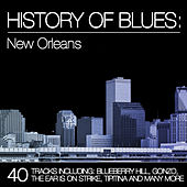 History of Blues: New Orleans von Various Artists