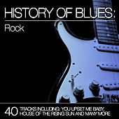 History of Blues: Rock von Various Artists