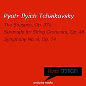 Red Edition - Tchaikovsky: The Seasons, Op. 37a &