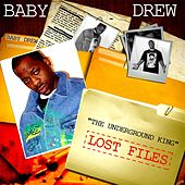 The Underground King: Lost Files by Baby Drew