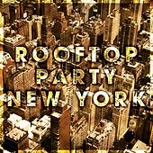 Rooftop Party New York by Various Artists