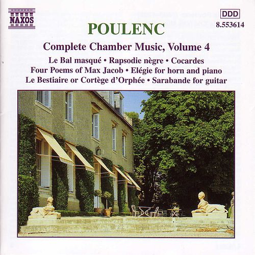 Play & Download Complete Chamber Music Vol. 4 by Francis Poulenc | Napster